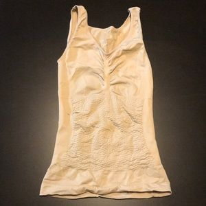 Other - Nude Tank Top Shape wear, Size XL - Has marks